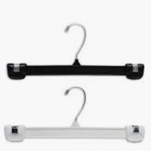 🌟ADD ON $1 for 5 ⭐️Pant/Skirt Hangers, Cle…
